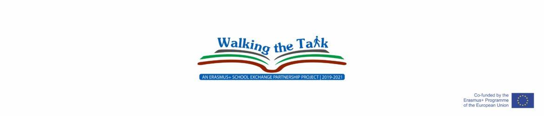 """Walking the Talk"" Erasmus+ Project"